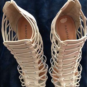 Rampage shoes heels booties